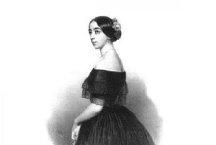 Полина Виардо-Гарсиа (1821—1910)