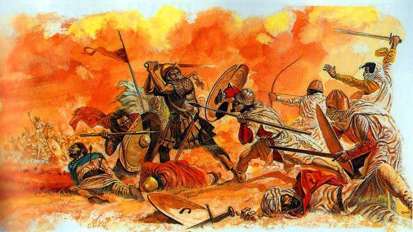 Римско-Персидские войны (начало III — начало V века)