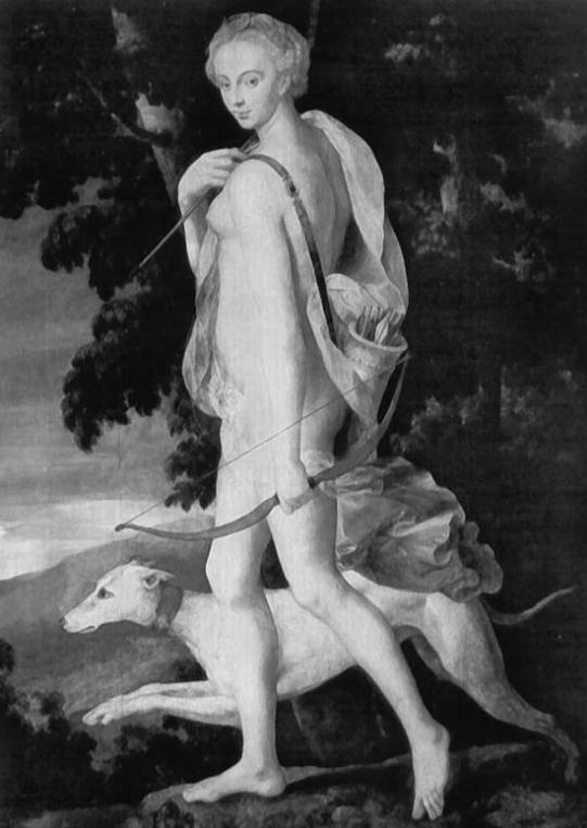 Пуатье Диана де (1499–1566) – герцогиня, фаворитка короля Генриха II