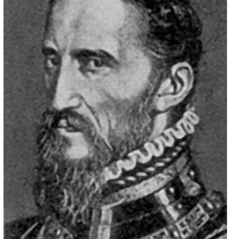 Альба Альварес де Толедо Фернандо (1507–1582) – герцог, испанский военачальник и государственный деятель