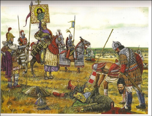 Византийско-Персидские войны (VI–VII века)