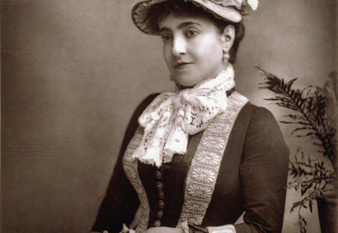 Аделина Патти (1843—1919)