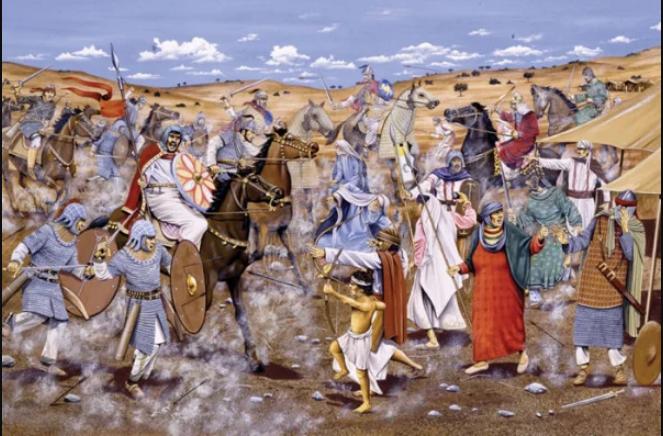 Византийско-Арабские войны (VII–IX века)