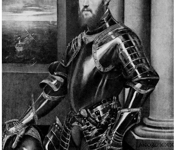 Колиньи Гаспар де Шатийон (1519–1572) – граф, адмирал, один из вождей гугенотов во Франции
