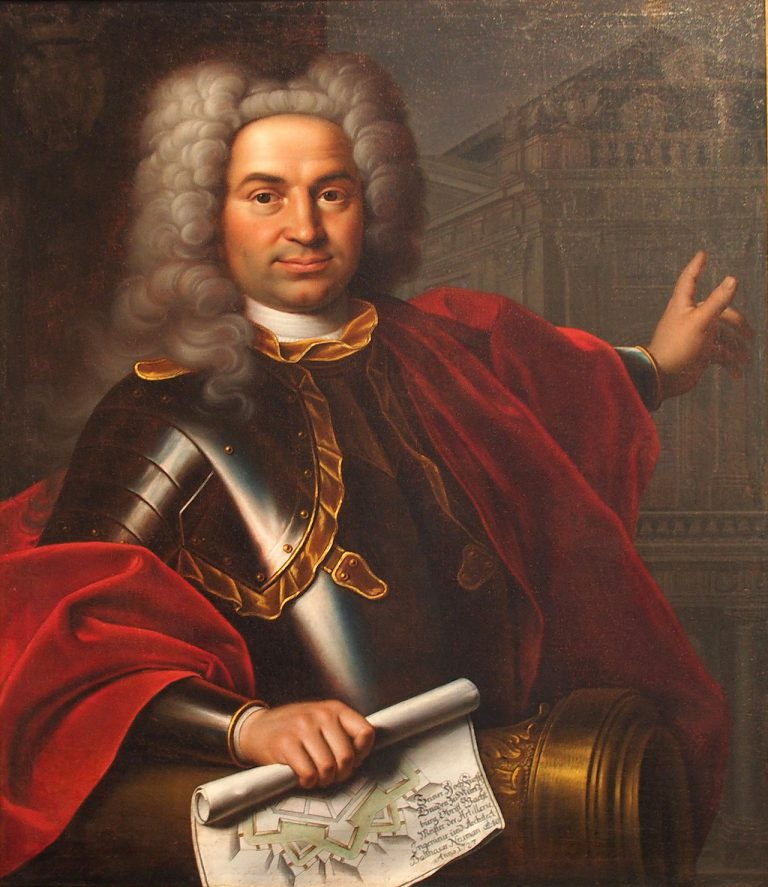 Бальтазар Нейман (1687—1753)