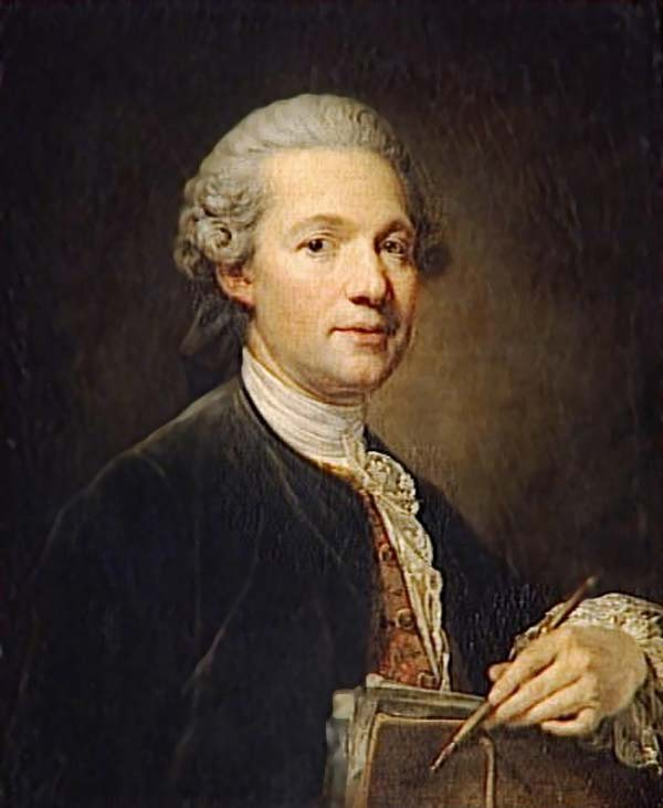 Жак Анж Габриель (1698—1782)