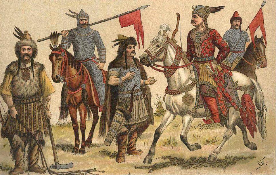 Германо-Венгерские войны (X век)