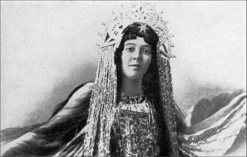 Надежда Забела-Врубель (1868—1913)