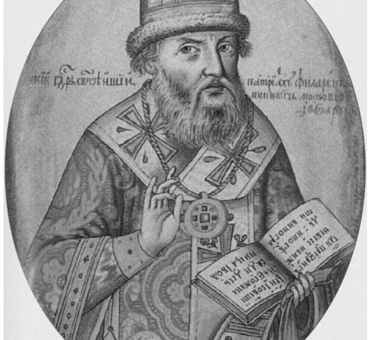Филарет (ок. 1554–1633) – в миру Романов Федор Никитич, государственный деятель, патриарх (с 1619 г.)