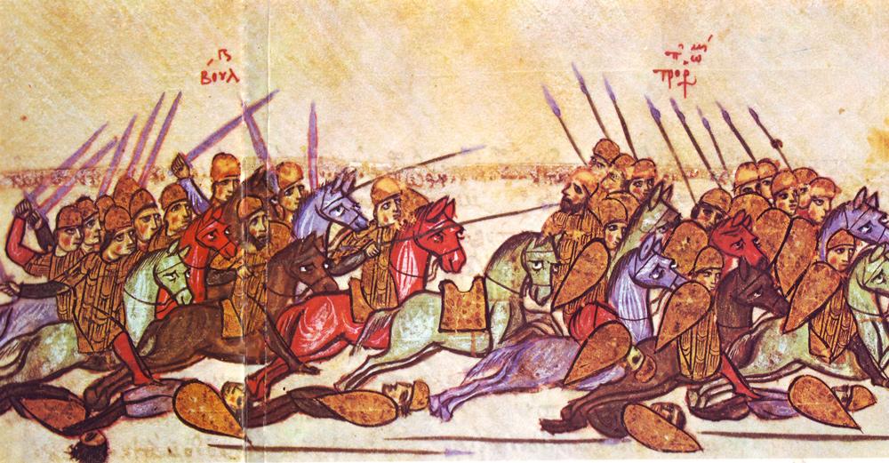 Византийско-Болгарские войны (X — начало XI века)