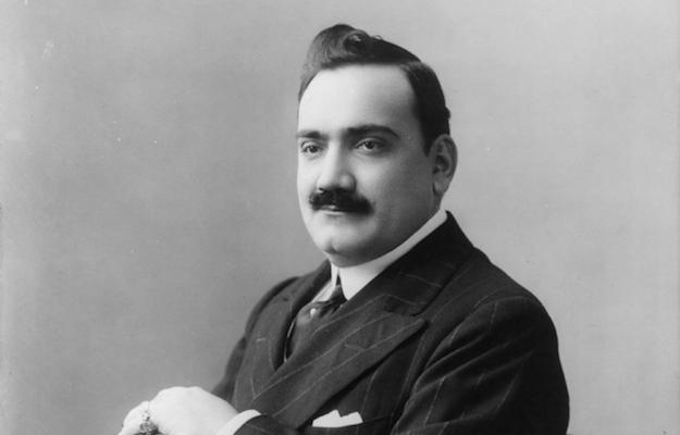 Энрико Карузо (1873—1921)