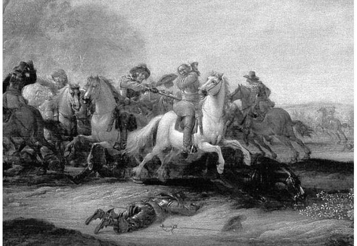 Тюренн Анри де Ла Тур д'Овернь (1611–1675) – маршал Франции