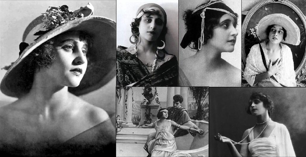 Холодная Вера Васильевна (1893—1919)