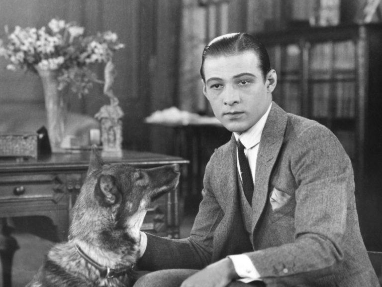 Валентино Рудольф (1895—1926)