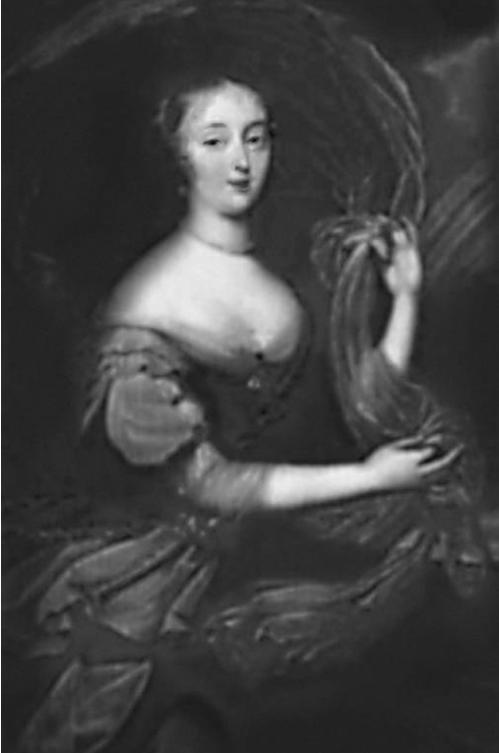 Монтеспан Франсуаза Атенаис (1641–1707) – маркиза, фаворитка короля Людовика XIV