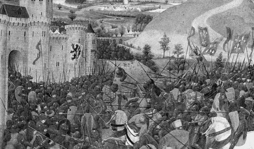 Французско-Фламандские войны (конец XIII — начало XIV века)