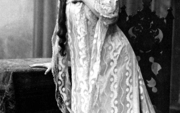 Антонина Нежданова (1873—1950)