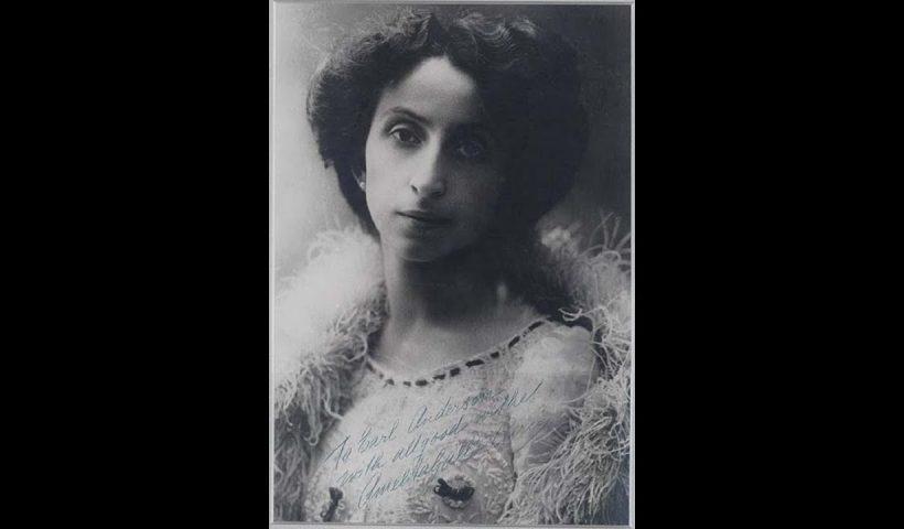 Амелита Галли-Курчи (1882—1963)