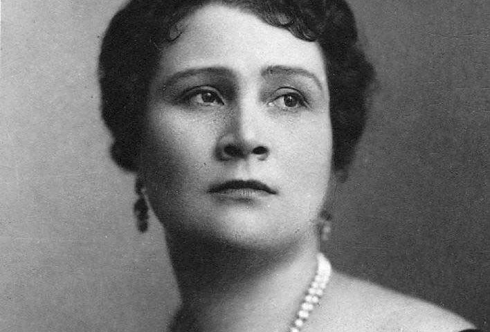 Надежда Обухова (1886—1961)