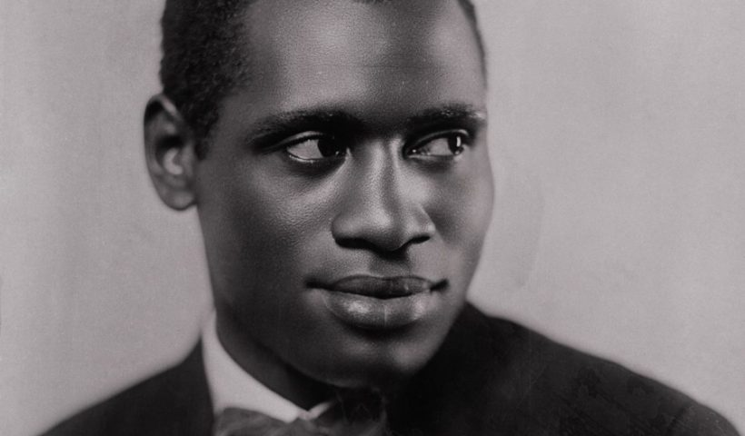 Поль Робсон (1898—1976)